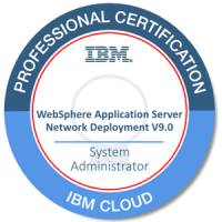 Ibm certified system administrator websphere application server network deployment v9-0
