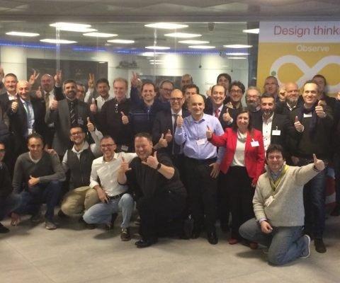 La sessione di #domino2025 a Segrate