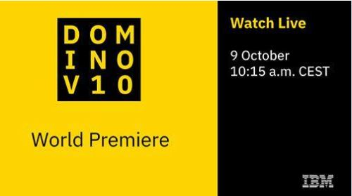 Domino 10 World Premiere