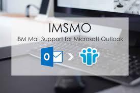IBM ha rilasciato la versione 2.0.2.5 di IMSMO (Ibm Mail Support for Microsoft Outlook)