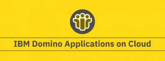 IBM Domino Application on Cloud disponibile da Ottobre 2017