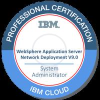 Ibm certified system administrator websphere application server network deployment v9-0
