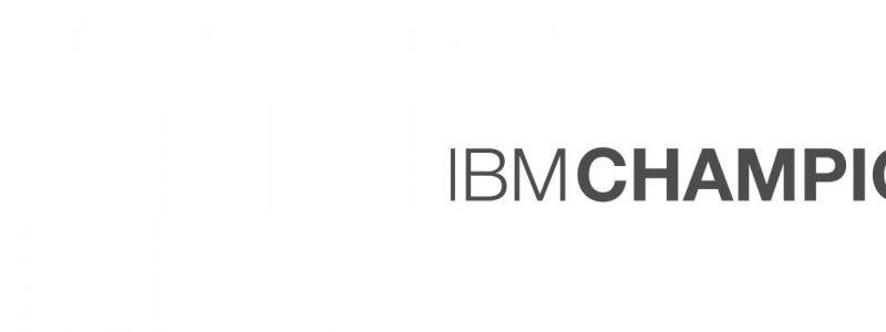 Roberto Boccadoro di ELD Engineering nominato IBM Champion  per il 2018